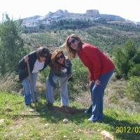 4/3/2012: Αναδάσωση στα διοικητικά όρια των Δήμων Γαλατσίου και Φιλοθέης- Ψυχικού