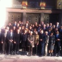 Στη Συνεδρίαση του Ευρωπαϊκού Συμβουλίου των Δήμων και Περιφερειών