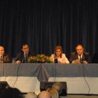 Στην εκδήλωση παρουσίασης Συνδέσμου Δήμων για την Προστασία και Ανάπλαση των Τουρκοβουνίων