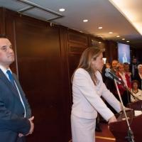 Με τον Υπουργό Υγείας  Α. Γεωργιάδη