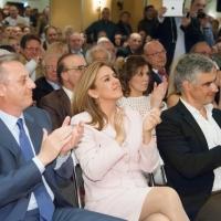 Με τον Υφυπουργό Υγείας Α. Μπέζα και τον υποψήφιο Δήμαρχο Αθηνών Α. Σπηλιωτόπουλο