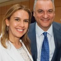 Με τον συνυποψήφιό μου, Μανώλη κεφαλογιάννη