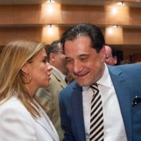 Με τον Υπουργό Υγείας, Άδωνι Γεωργιάδη