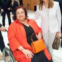 Με την Ευρωβουλευτή Μαριέττα Γιαννάκου