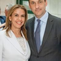 Με τον συνυποψήφιό μου, Γρηγόρη Ζαφειρόπουλο