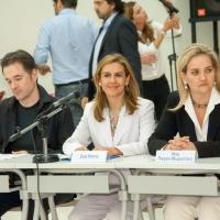 Με τους συνυποψηφίους μου Θανάση Χειμωνά και Ρίτα Πικρού-Μωραϊτάκη