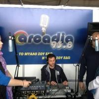 """Τρίπολη, Συνέντευξη στο ραδιοφωνικό σταθμό """"Arcadia 93,8"""""""