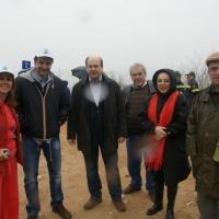 Με τον Κυριάκο Μητσοτάκη, τον Κωστή Χατζηδάκη, τον Νικόλαο Δακουτρό - Δημοτικό Σύμβουλο Ν. Ιωνίας, την Κατσαρού Ειρήνη Δήμαρχο Ψυχικού, τον Χαραλάμπους Ιωάννη - Δήμαρχο Ν. Ιωνίας